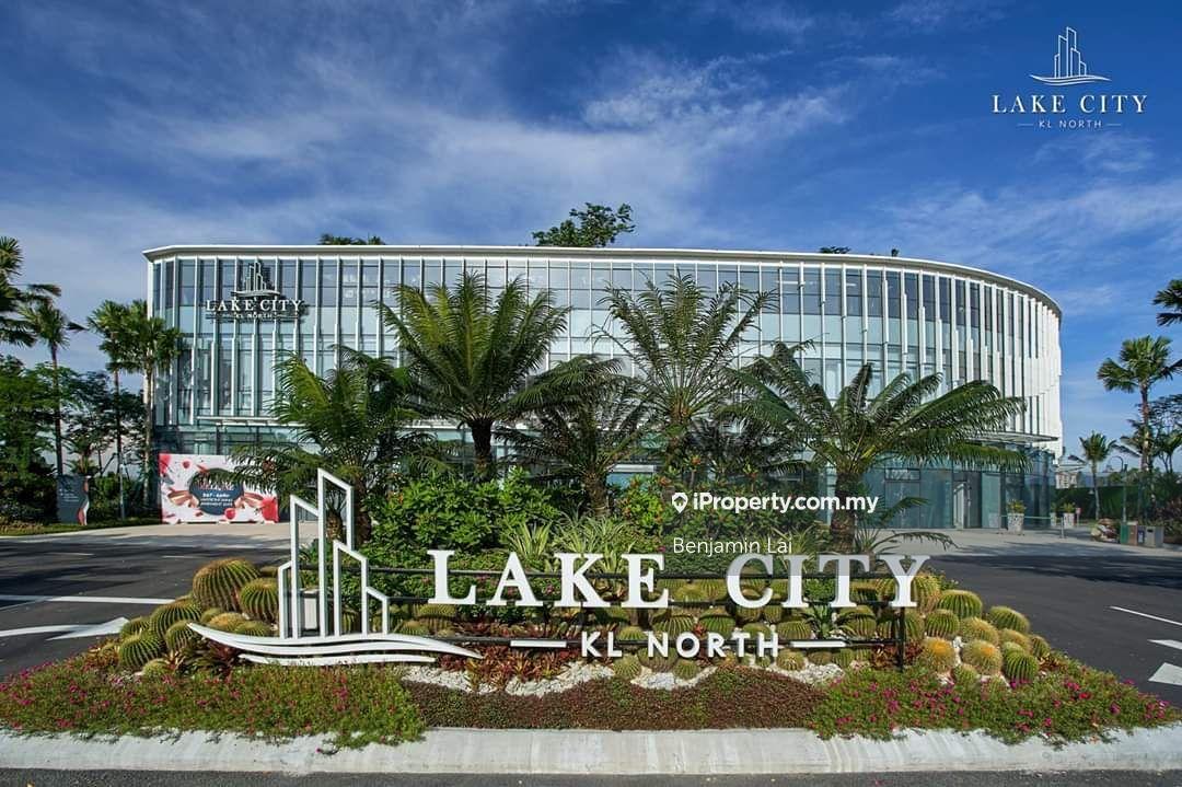 Lake City, Taman Wahyu, Kepong