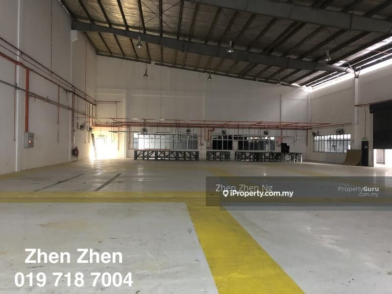 Nusa Cemerlang Industrial Park Factory for Rent Gelang Patah IskandarPuteri Corner Extra Land Space , Gelang Patah, Johor, Iskandar Puteri (Nusajaya)