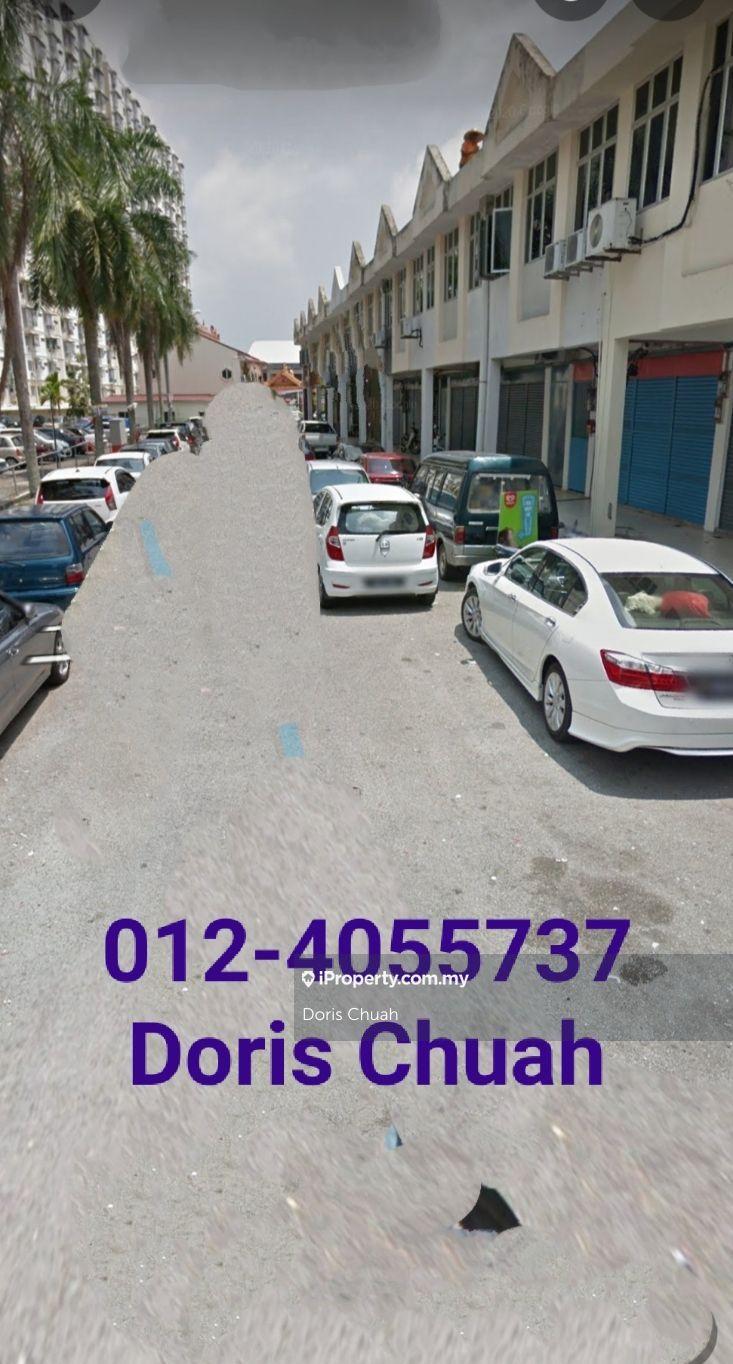 Double Storey Commercial Shoplot, Jalan Dato Ismail Hashim, Bayan Lepas
