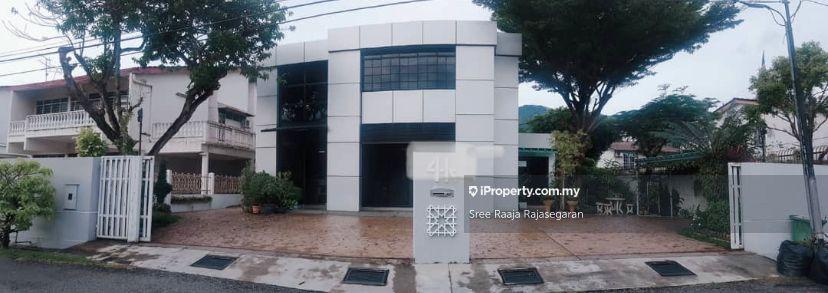 Double Storey Commercial Bungalow unit for Sale , Green lane (Jalan Masjid Negeri), Georgetown
