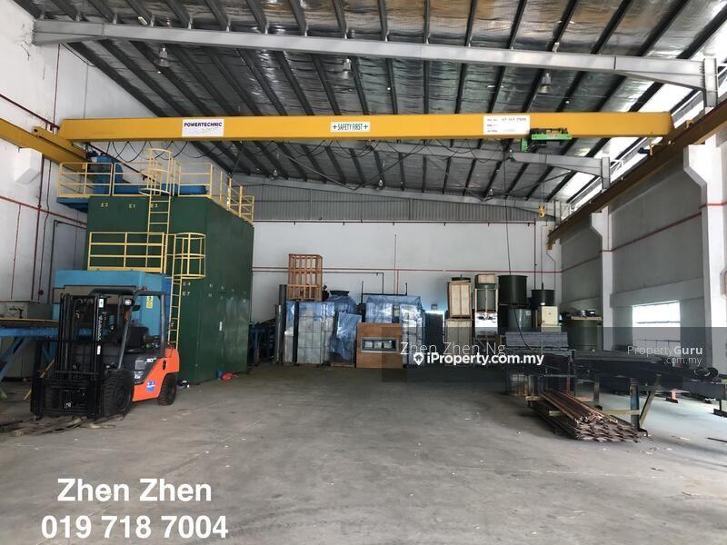 Iskandar Puteri, Nusajaya, Gelang Patah, Factory for Rent, Overhead Crane, Iskandar Puteri (Nusajaya), Gelang Patah, Iskandar Puteri (Nusajaya)