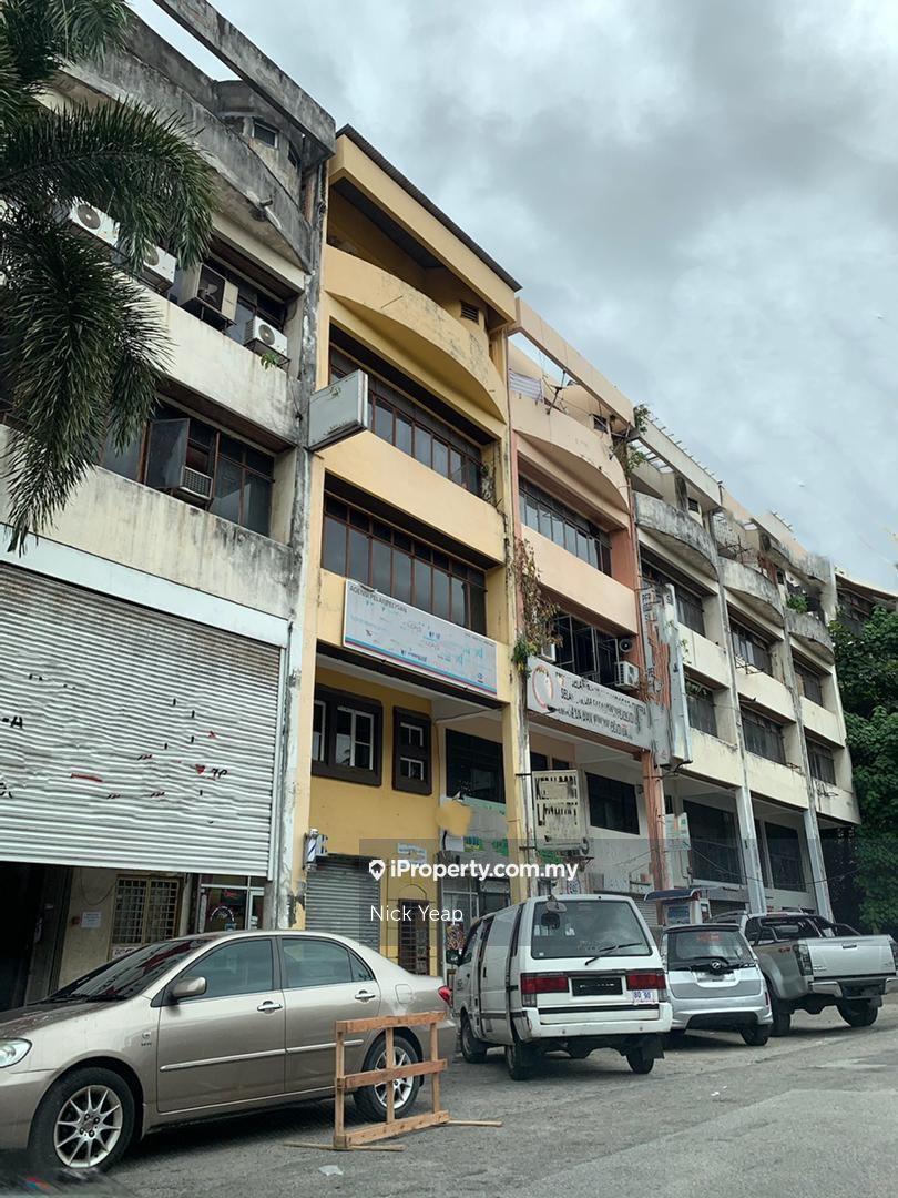 Jalan Ipoh, Jalan Sultan Azlan Shah, Jalan Ipoh