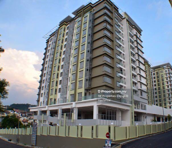 Sentral Residences I & II, Taman Kajang Sentral, Kajang