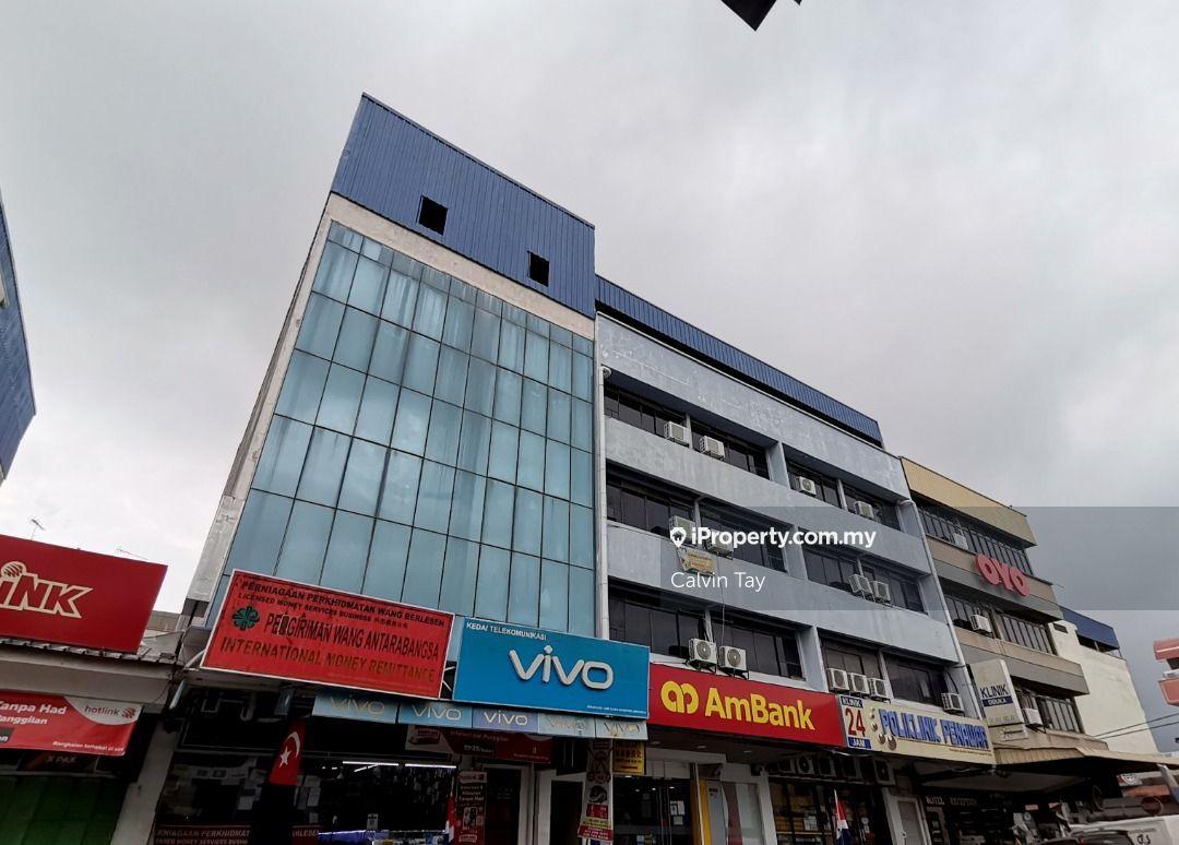 For Rent Sungai Rengit Commercial shoplot, Jalan Abu Bakar, Pengerang
