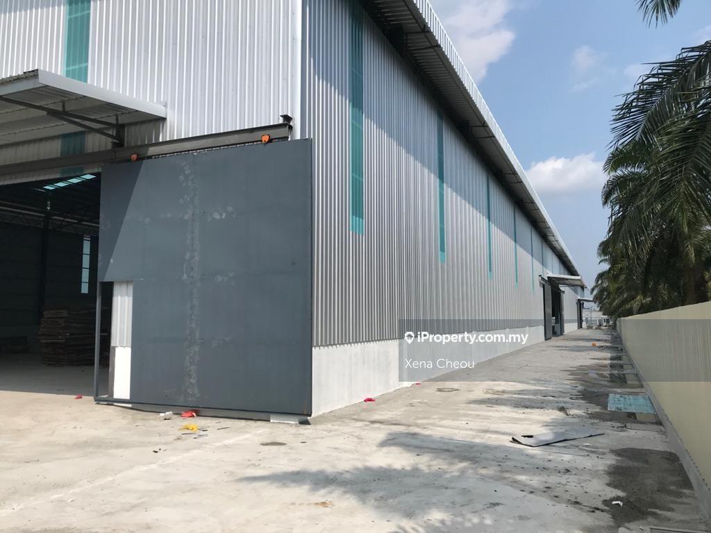 Telok Gong , Factory, Telok Gong, Kuala Langat