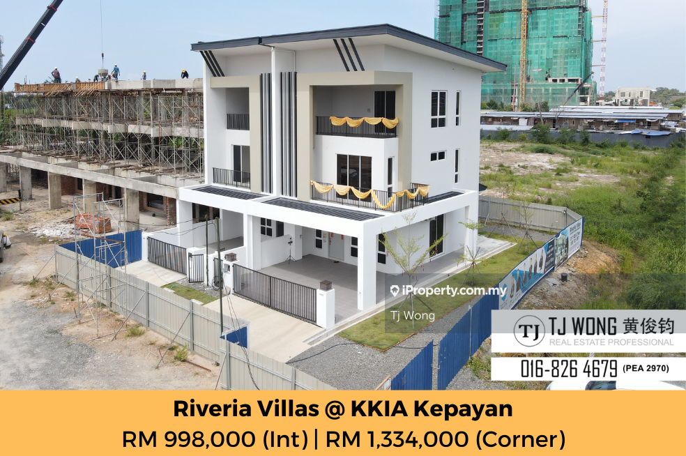 Riveria Villa KKIA Kepayan, Kota Kinabalu
