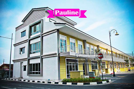 2Stry The One Terrace Plus Shop, The One Terrace Plus, Bayan Baru