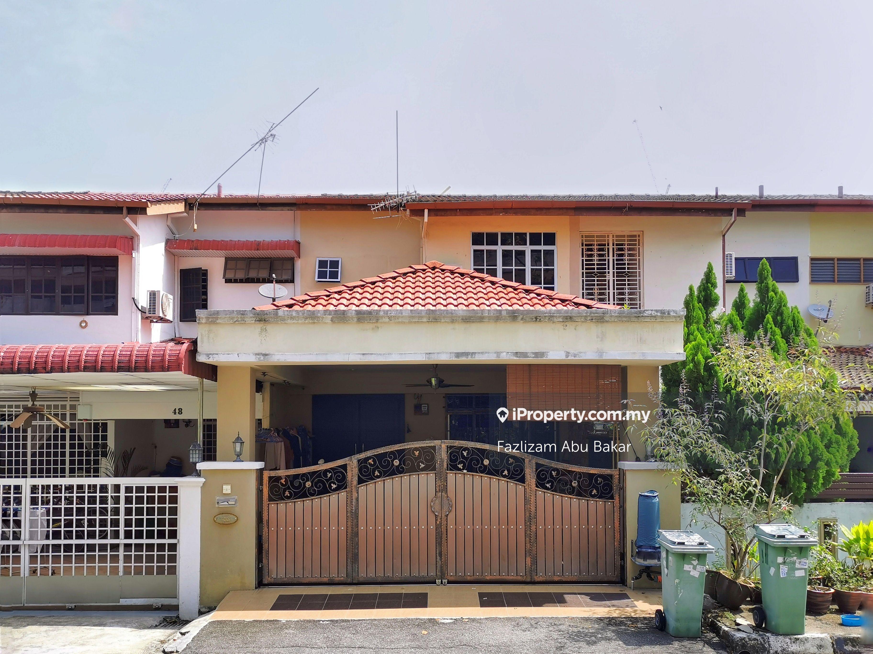 2 Storey Terrace : Lebuh Mahsuri, Bayan Baru, Bayan Lepas