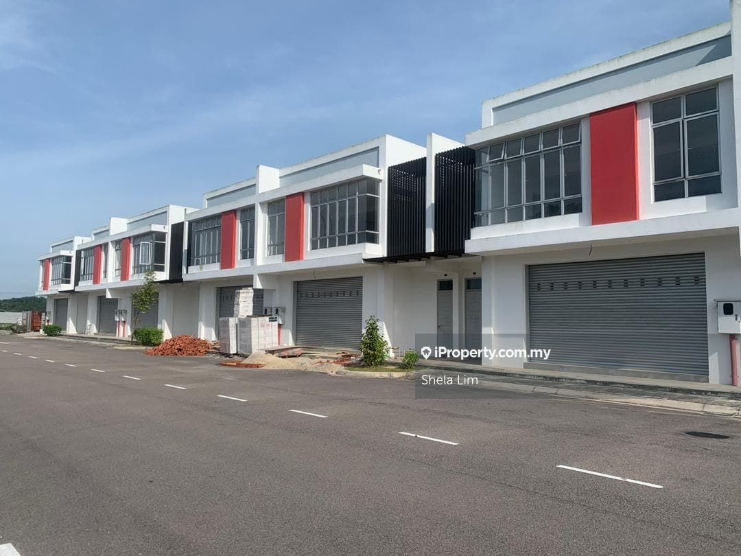 Iskandar Halal Park, Pasir Gudang - 2 Storey Terrace Factory For Rent, Pasir Gudang