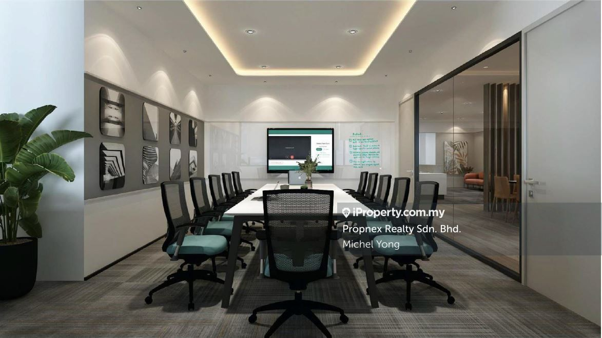 KL Eco City Fully Furnished Boutique Office Pillar , KL Eco City