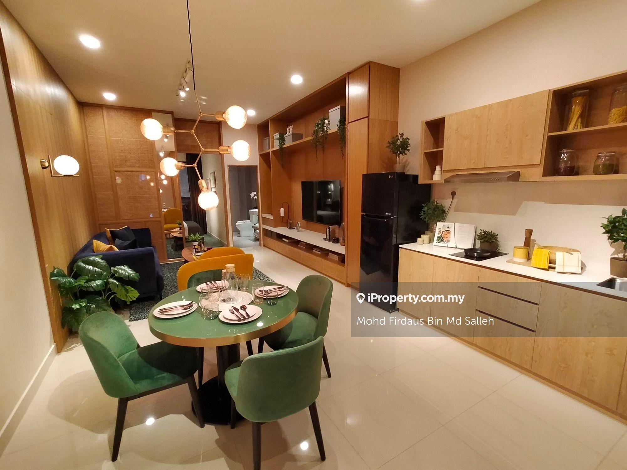 Habitus  (Denai 128) Unique SOVO and Service Apartment, Denai Alam