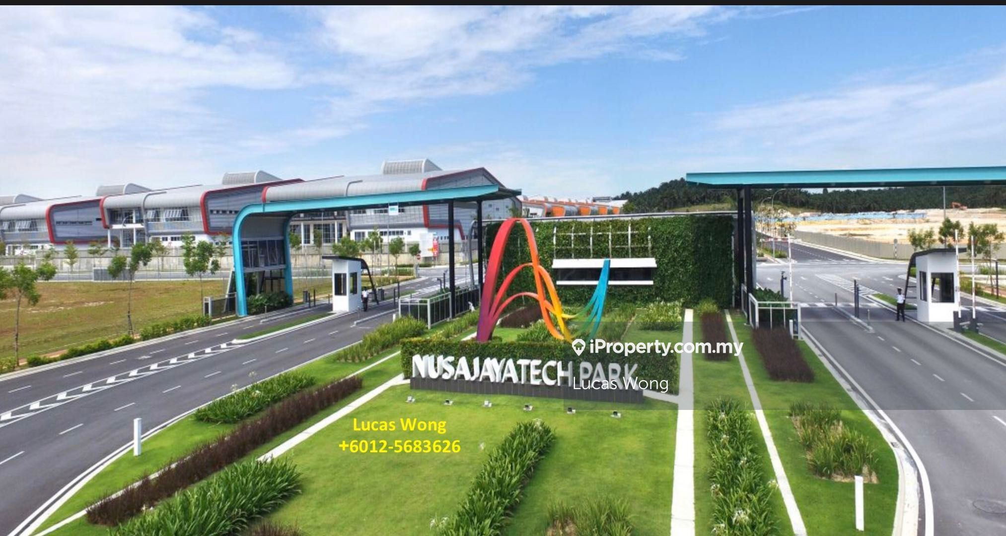 Nusajaya Tech Park @Iskandar Puteri Johor (Nusajaya), Iskandar Puteri (Nusajaya)