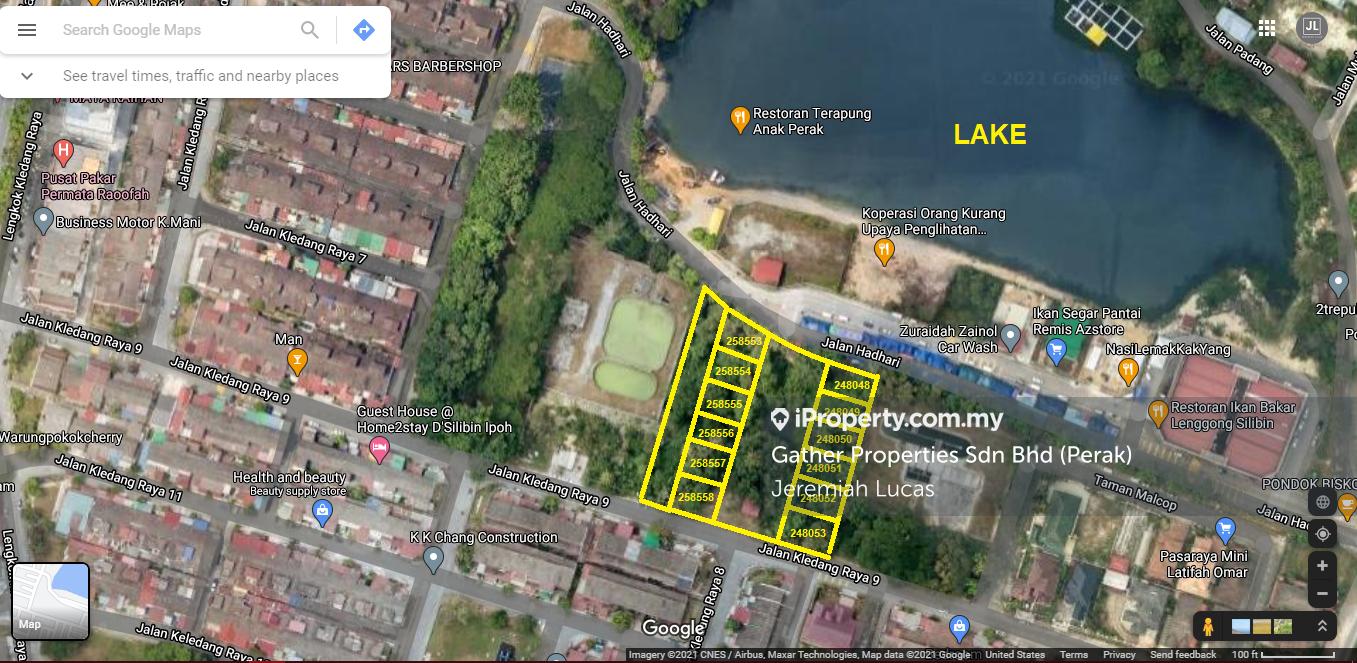 Residential land at silibin, Ipoh