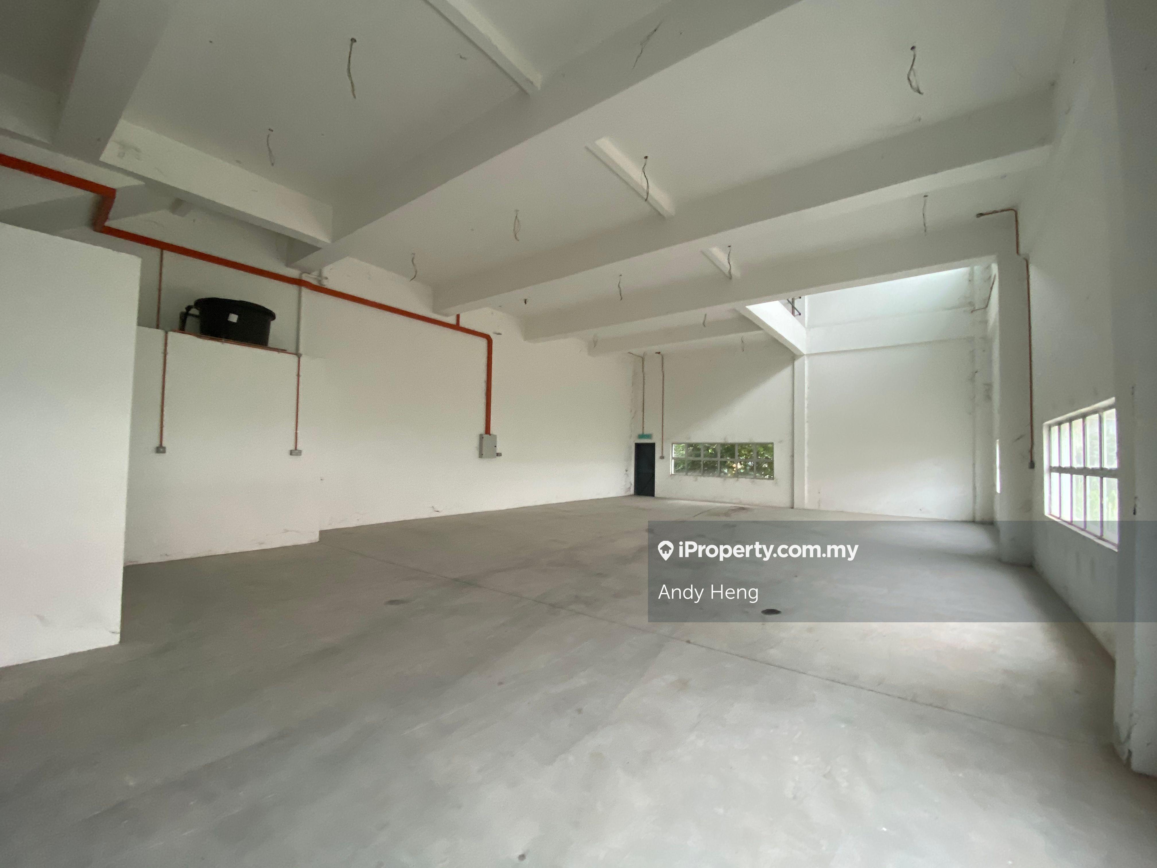 Semi-Detached Factory Nusajaya SiLC JB, Iskandar Puteri (Nusajaya)