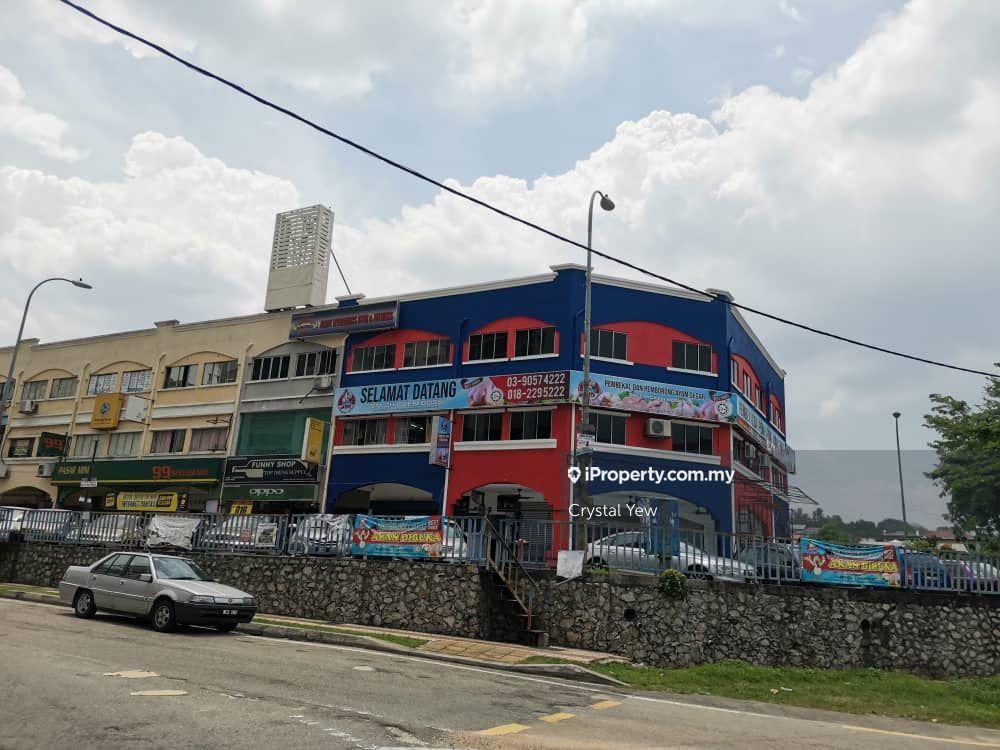 CASTLEFIELDS SUNGAI BESI, TAMAN CASTLEFIELD KUALA LUMPUR, Sri Petaling