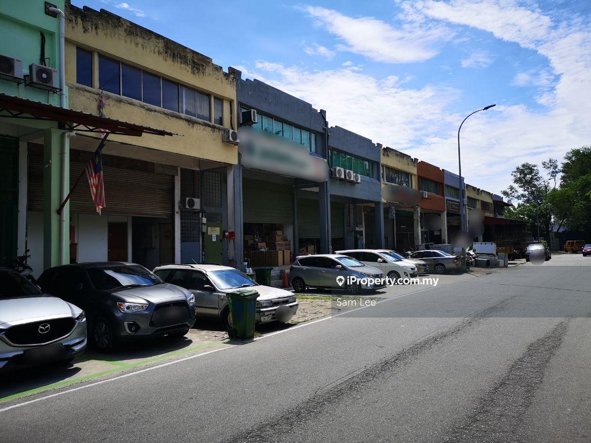 Sri Ehsan Industrial Park, Sri Edaran Light Industrial Park, Bandar Sri Damansara, KIP Kepong, Kepong