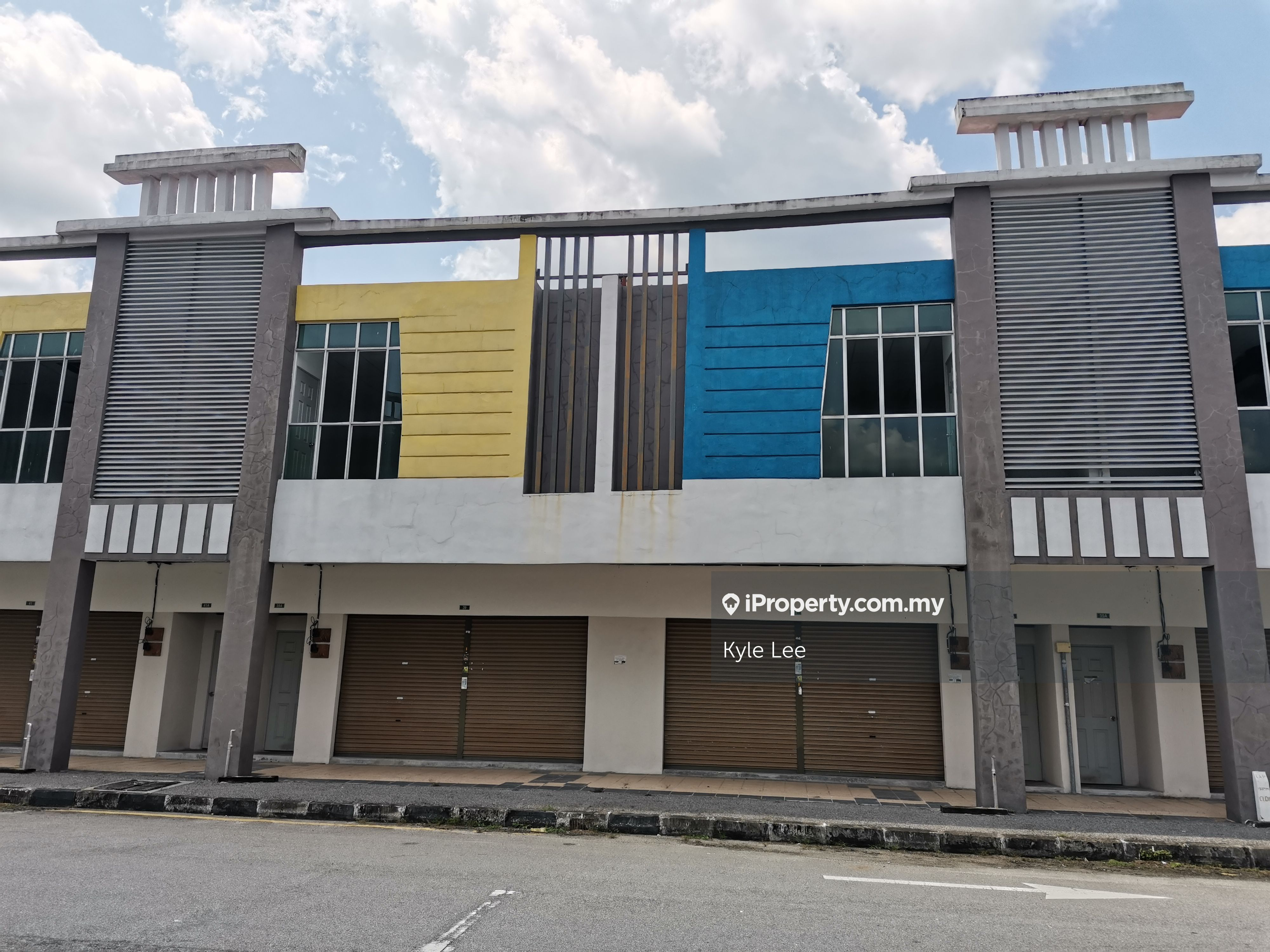 Jelapang DOUBLE STOREY NEW SHOP ~FREE LEGAL FEE AND STAMP DUTY ~BOOKING ONLY RM3000, Jelapang, Ipoh