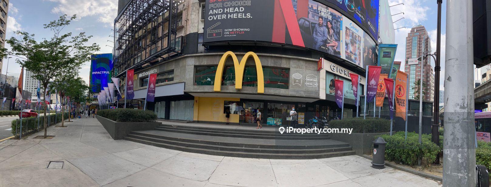 Bukit Bintang, Pavilion, Berjaya Times Square, Bukit Bintang