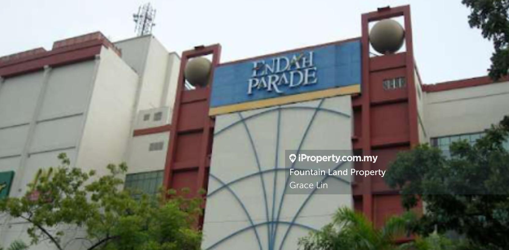 Endah Parade 2nd Floor Shop ( Near Lift and Escalator ) (Rental Income RM 1,200/mth), Sri Petaling, Endah Parade, Sri Petaling, Sri Petaling