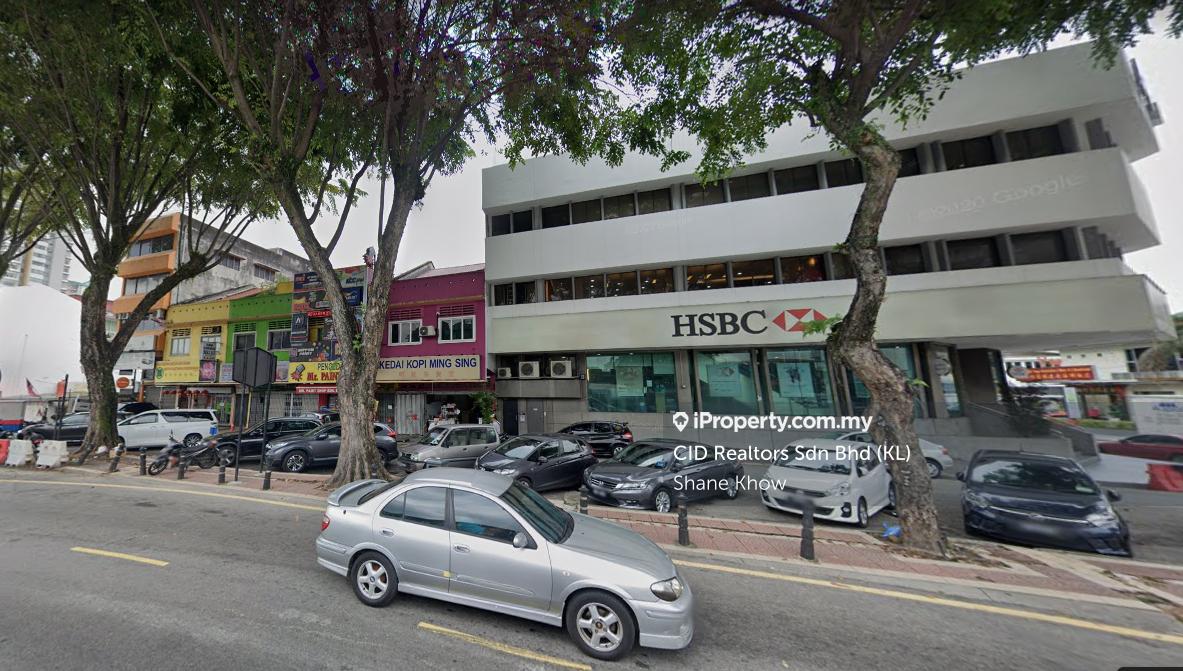 Jalan Ipoh MAIN ROAD 3.5sty Shop Sentul MRT Segambut Pahang Chow Kit, Jalan Ipoh