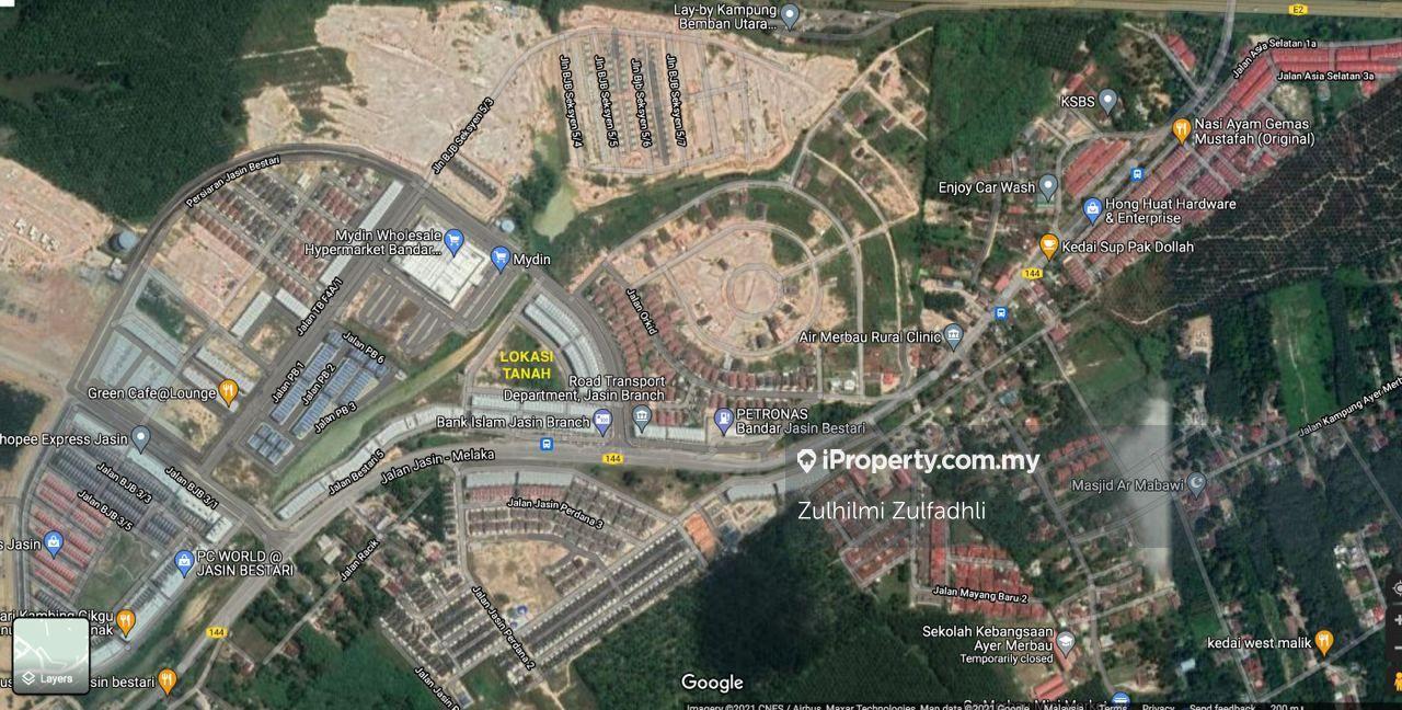 Bandar Jasin Bestari, Jasin Smart City, Jasin