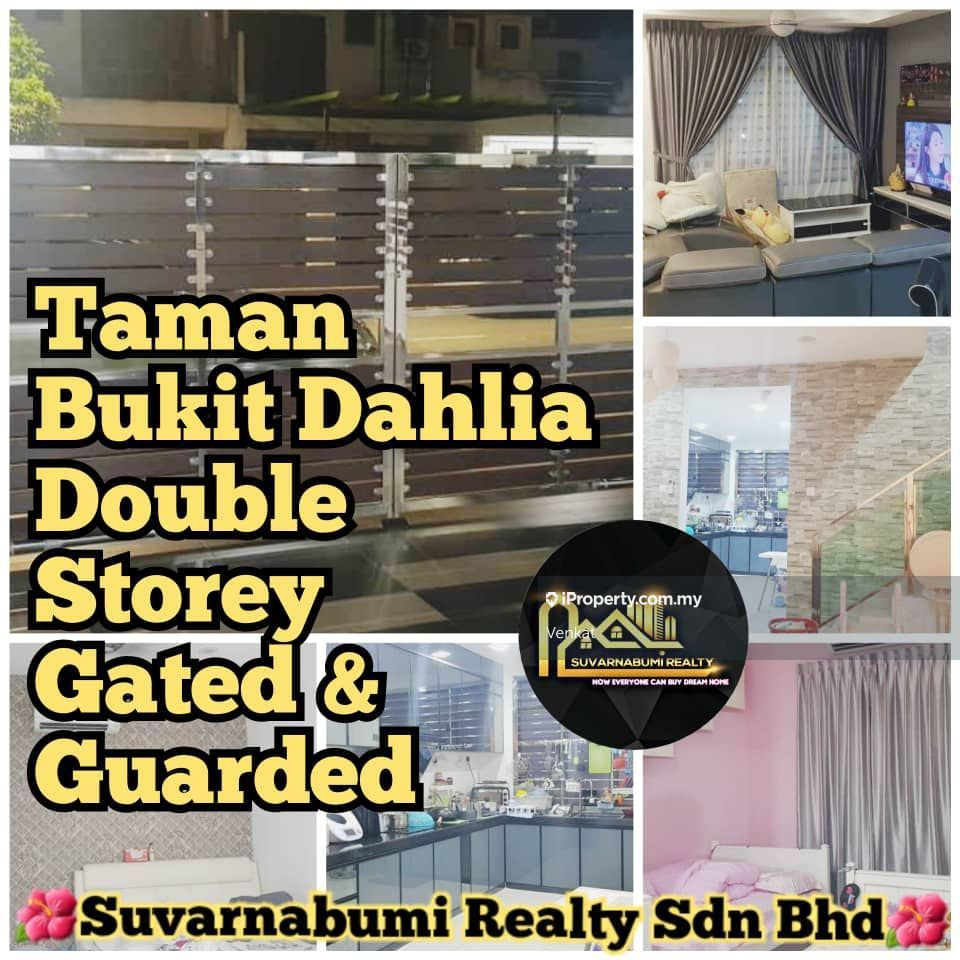 TAMAN BUKIT DAHLIA DOUBLE STOREY G&G JB, Pasir Gudang