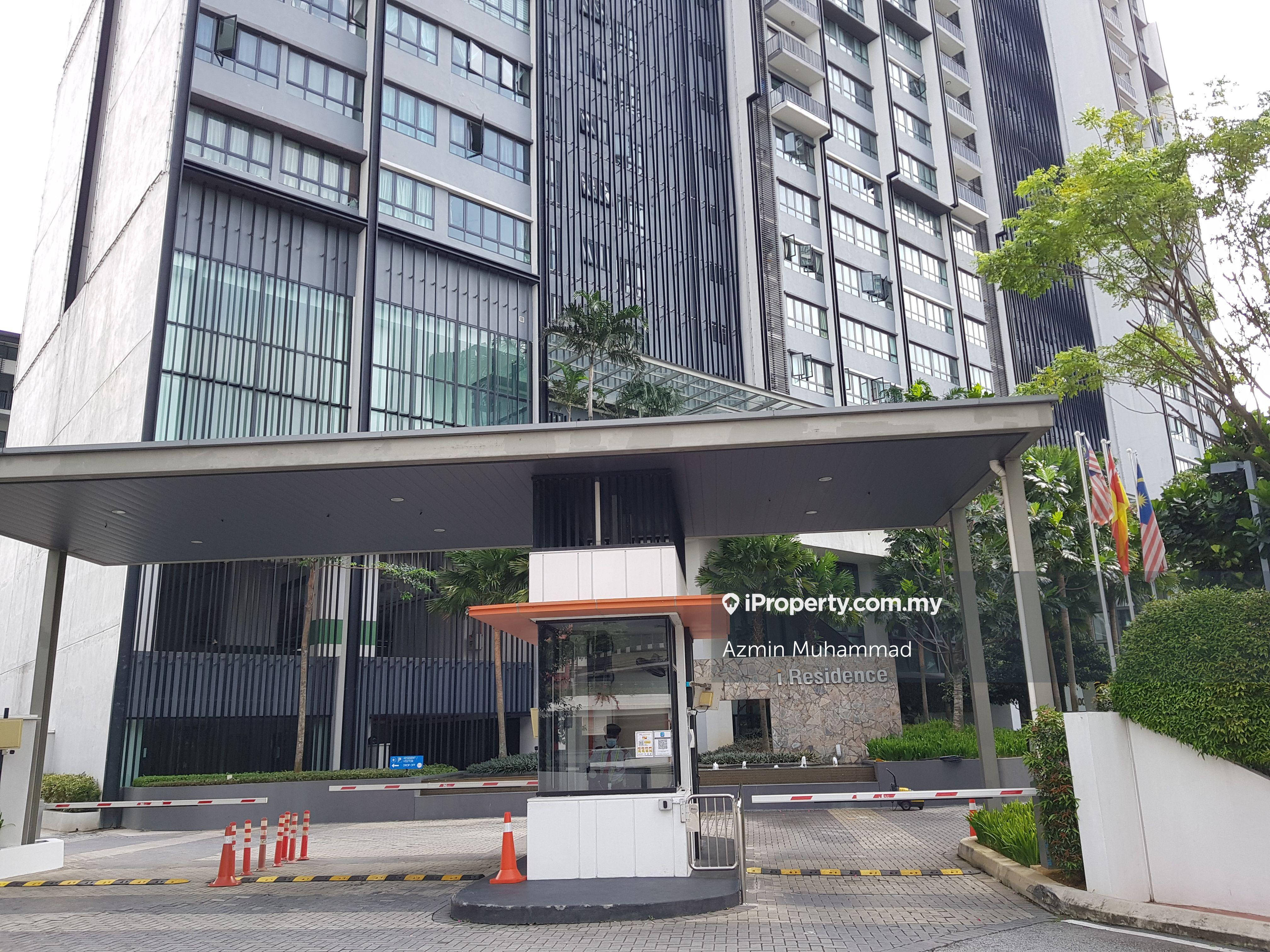 i-Residence @ i-City, I-City