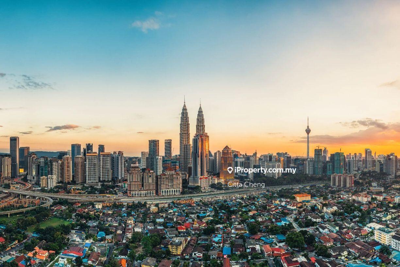 A MSC Status Office Tower with BCA Green Mark Gold Standard, Damansara Heights