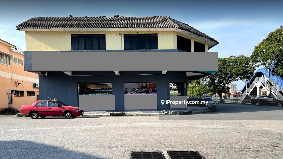 Bercham, Bercham Shop Lot At Corner Unit, Ipoh