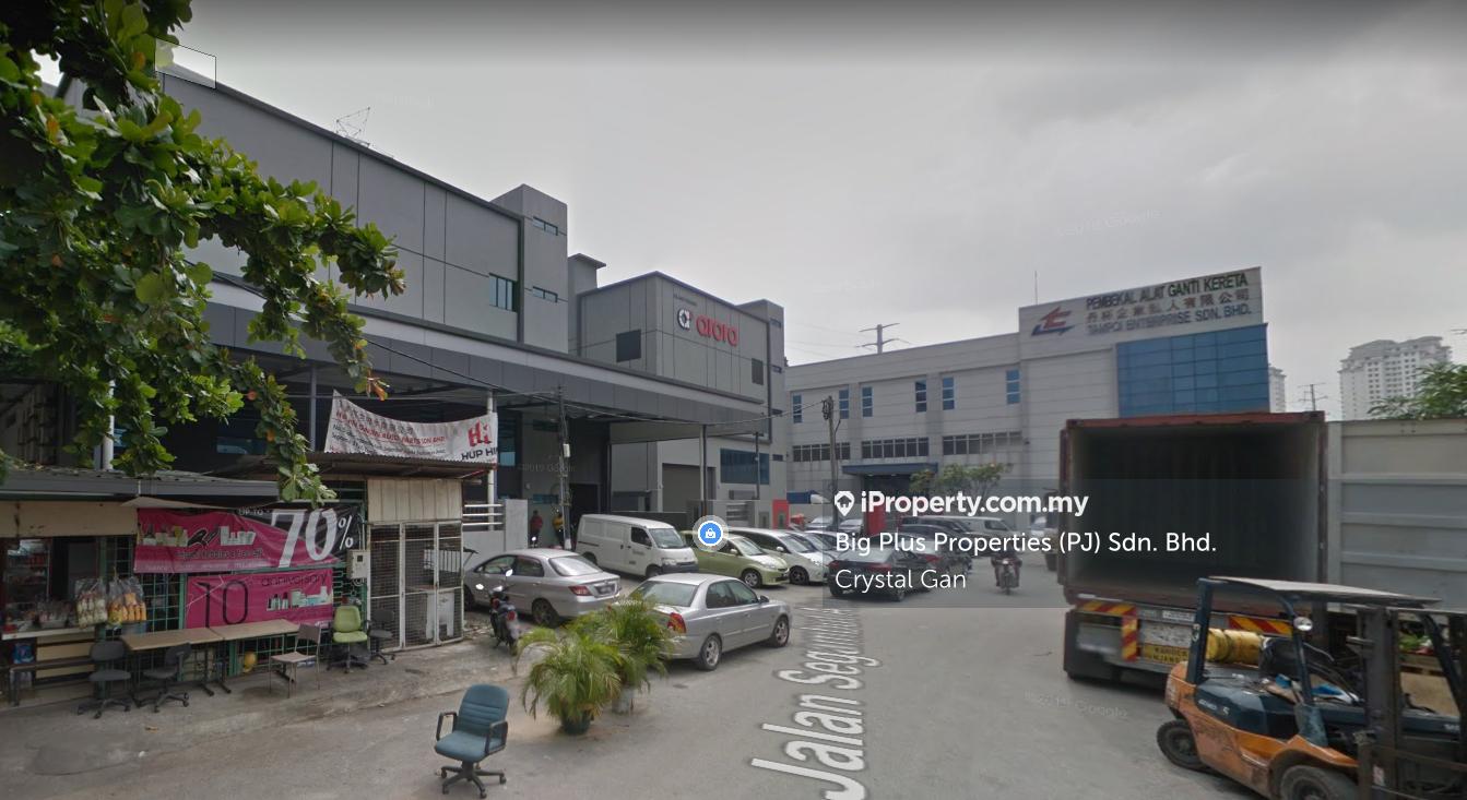 Segambut Industrial Park 3 Storey Detached Factory, Segambut