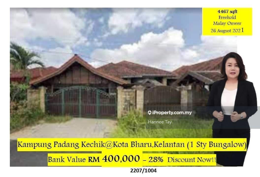 Kampung padang kechik #kota bharu, Kota Bharu