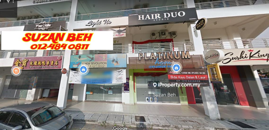 Golden Triangle,Duplex Shop Lot,Relau,Sungai Ara, Sungai Ara