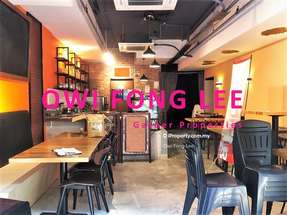 (Ground Floor) The Promenade Shop Lot Renovated Condition Limited Unit, Bayan Baru
