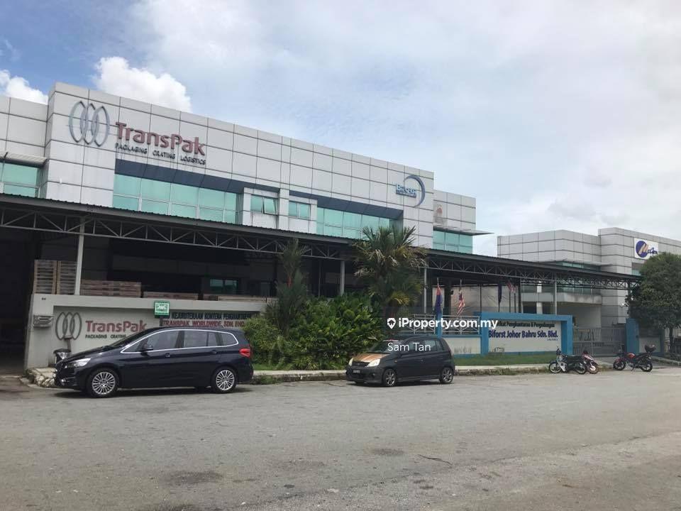 Nusa Cemerlang Industrial Park, Gelang Patah, Iskandar Puteri (Nusajaya)