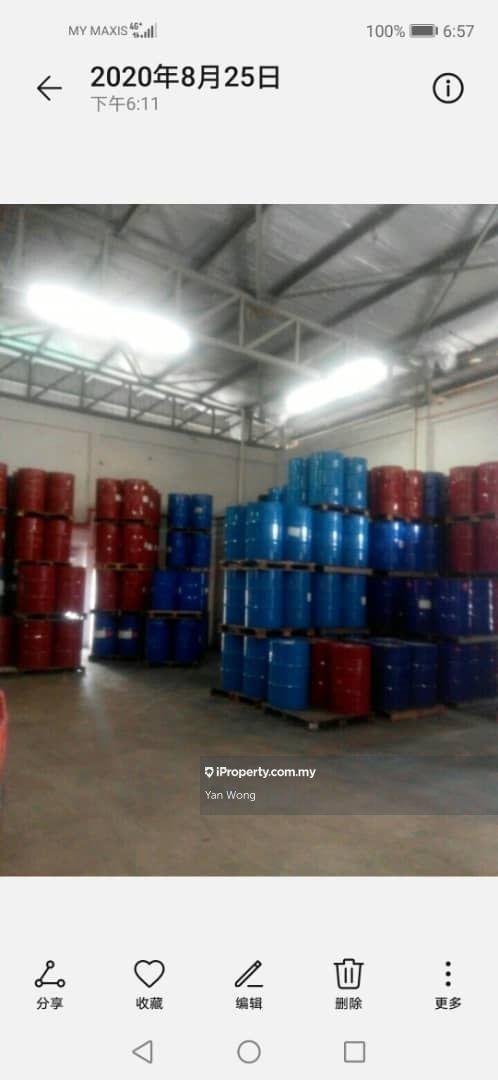 industry pala warehouse permatang tinggi bukit mer, Permatang Tinggi