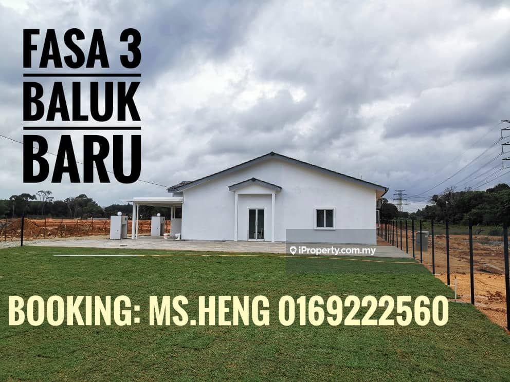 [Milik] Rumah Saya Bulanan hanya RM900, Balok