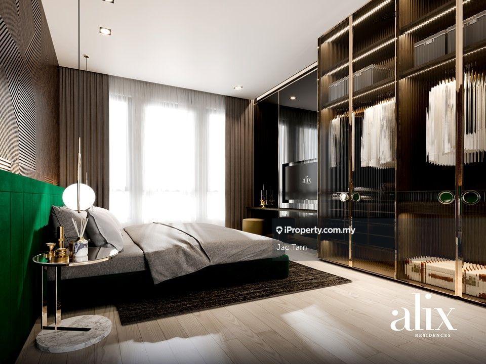 Alix Residences, Dutamas