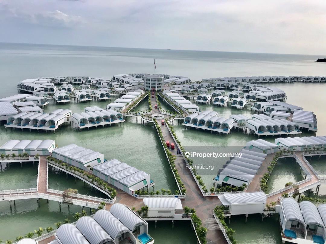 Lexis Hibiscus Water Home Full Sea View Corner, Lexis Hibiscus Water Home Full Sea View, Port Dickson