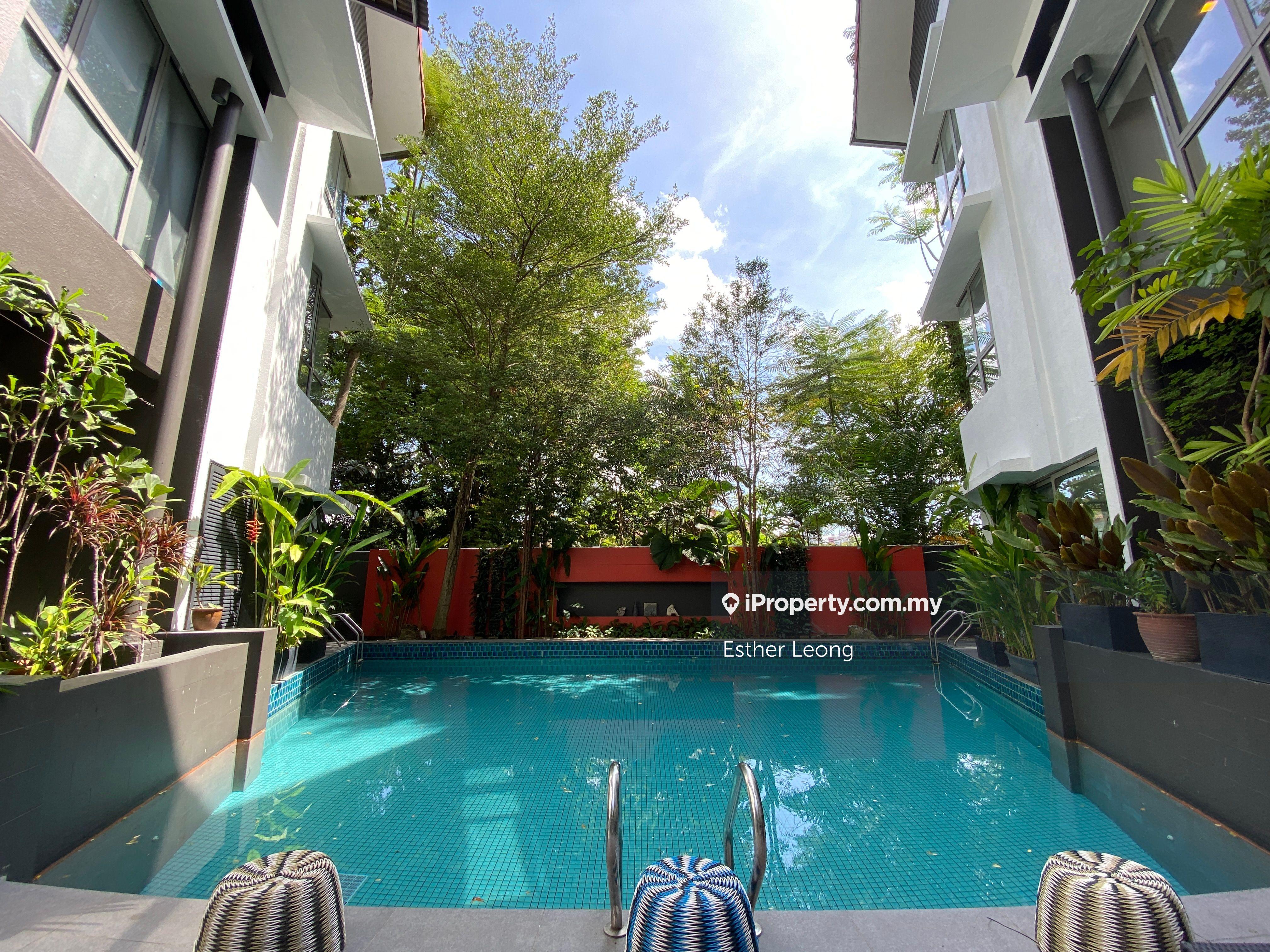 HPY Residence, Jln Damai Jalan Murni Jalan Ampang, KLCC