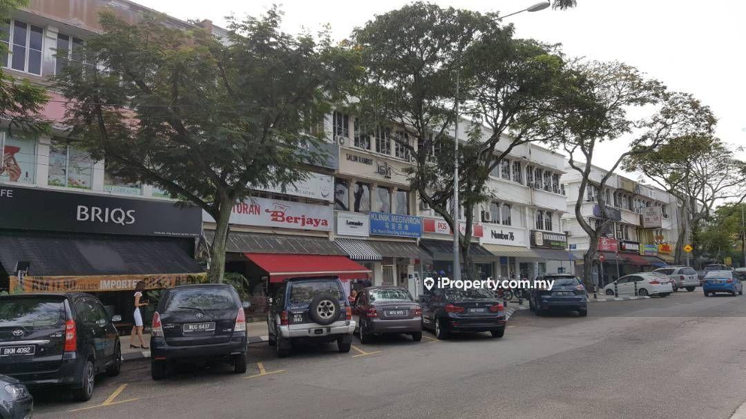 Jalan Telawi Commercial Terrace House, Bangsar