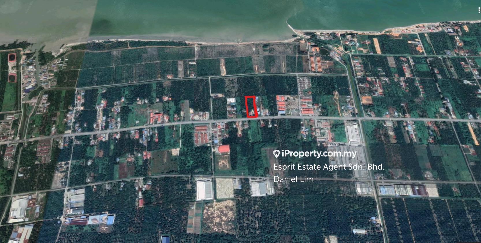 农业地 出售 2.168 acres AGRICULTURE LAND, Kapar, Sasaran, Kuala Selangor, Jeram