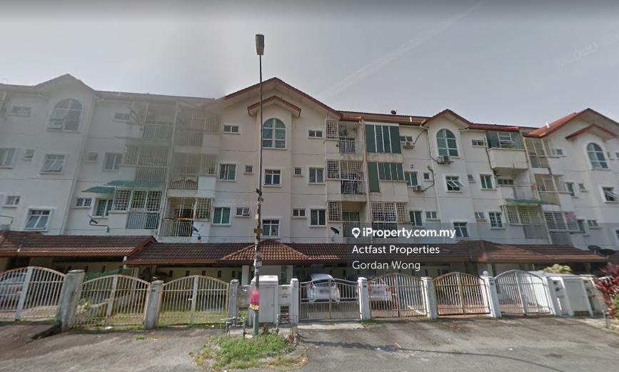 Townhouse Taman Sungai Besi Indah【Market RM 400k】, Seri Kembangan