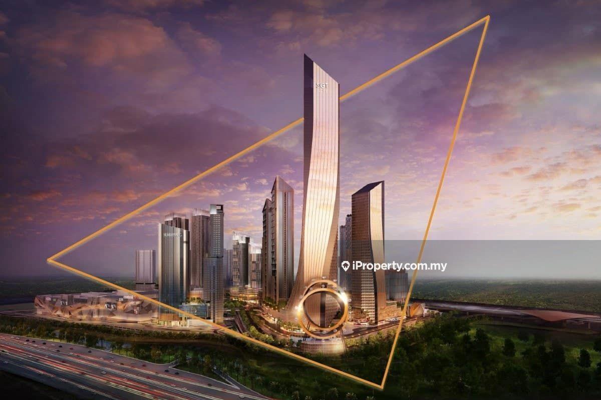 BeCentral @ i-City, I-City