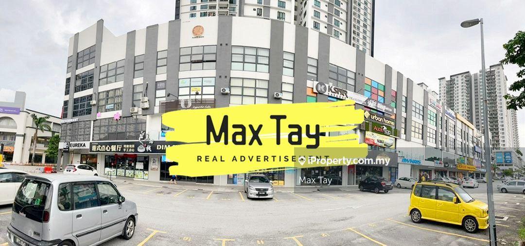 The Promenade 4 Storey Commercial Shoplot Facing Main Road, Bayan Baru