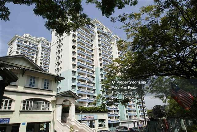 Vista Komanwel B, Bukit Jalil
