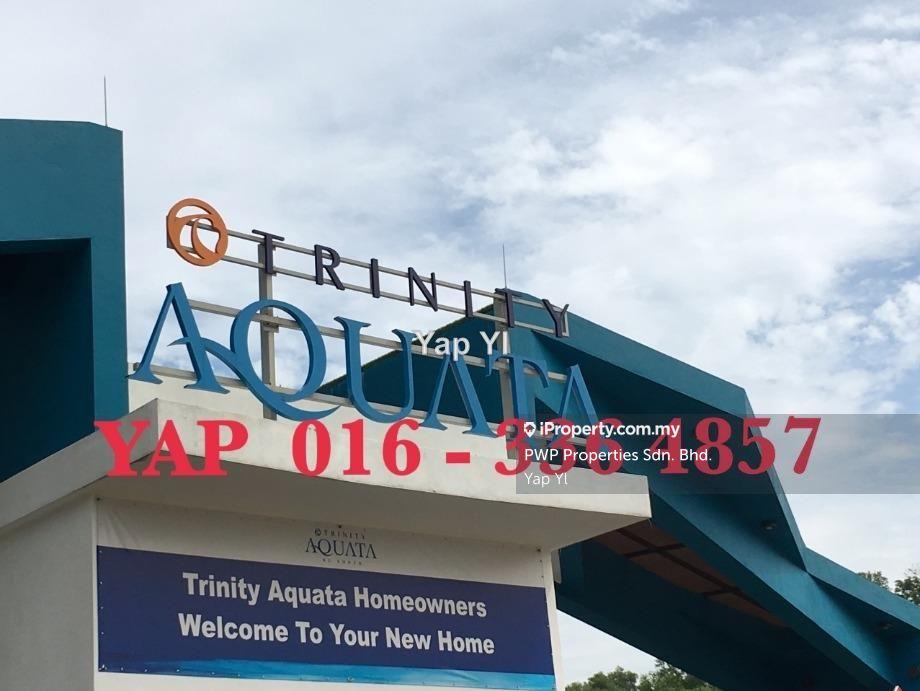 Trinity Aquata, Kampung Malaysia Tambahan, Sungai Besi