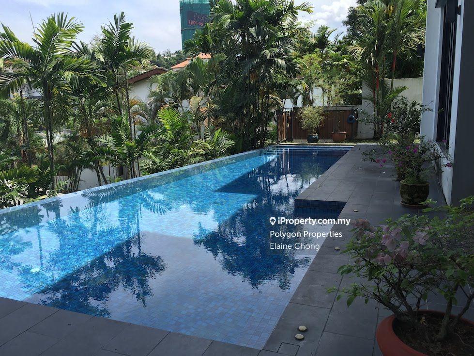 Modern, rooftop terrace, Damansara Heights