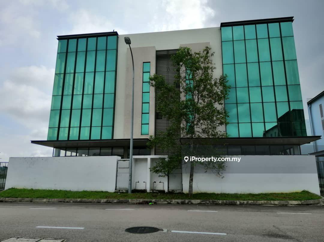 (Industrial Business Park (IBP) @SILC Nusajaya) , Nusajaya @3 Storey Semi D Factory, Iskandar Puteri (Nusajaya)