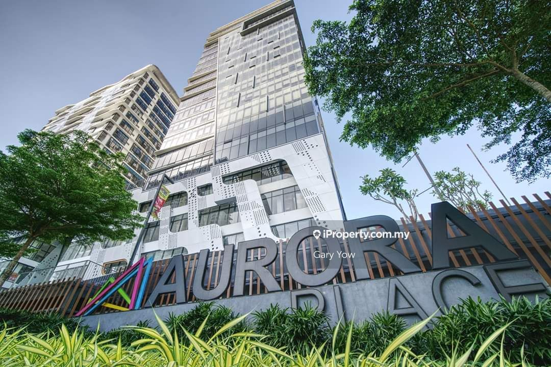 3 STOREY RETAIL SHOP, AURORA PLACE @ BUKIT JALIL CITY, Bukit Jalil