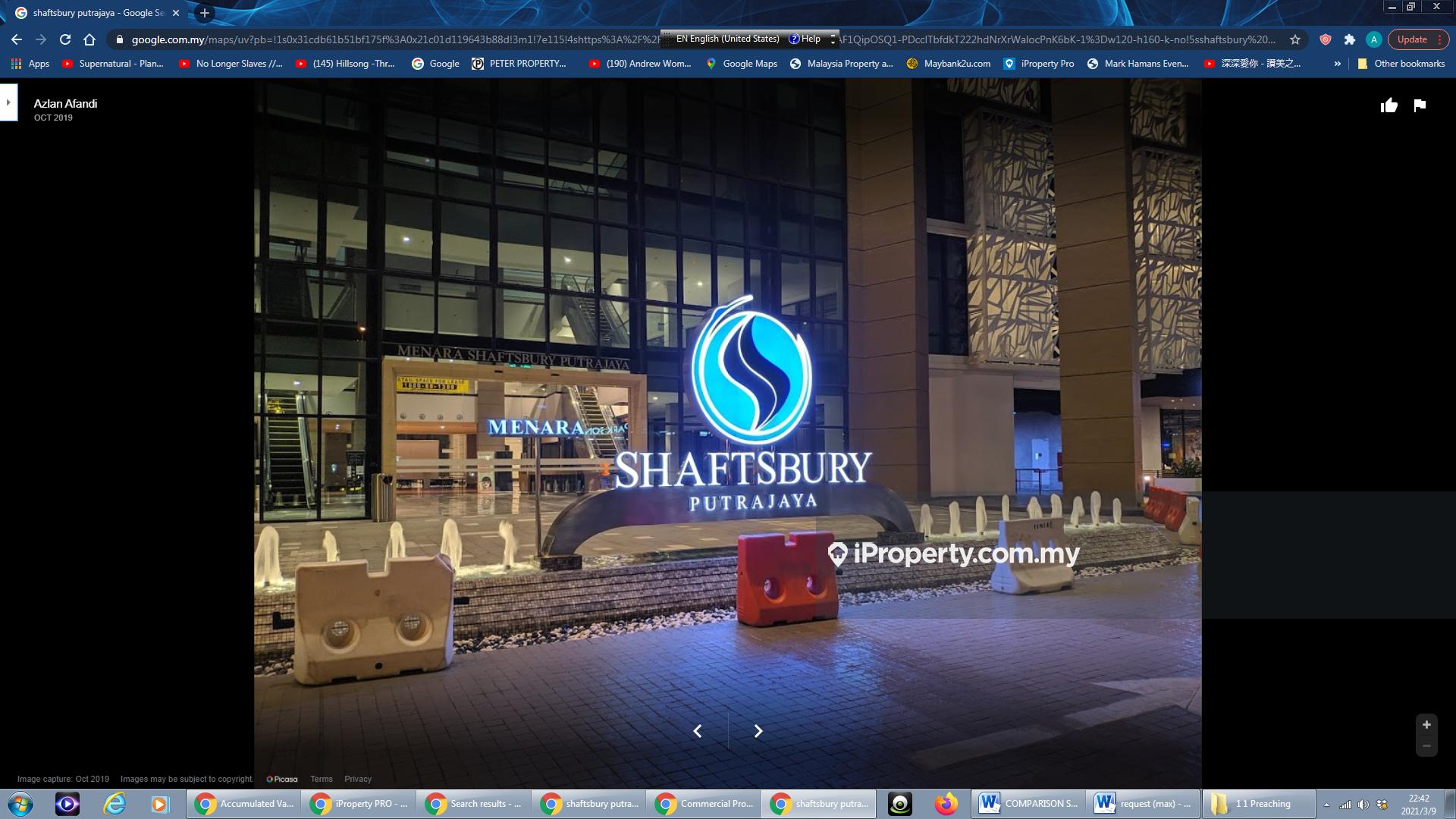 Shaftsbury Putrajaya Retail Shop, Putrajaya, Presint 1, Putrajaya
